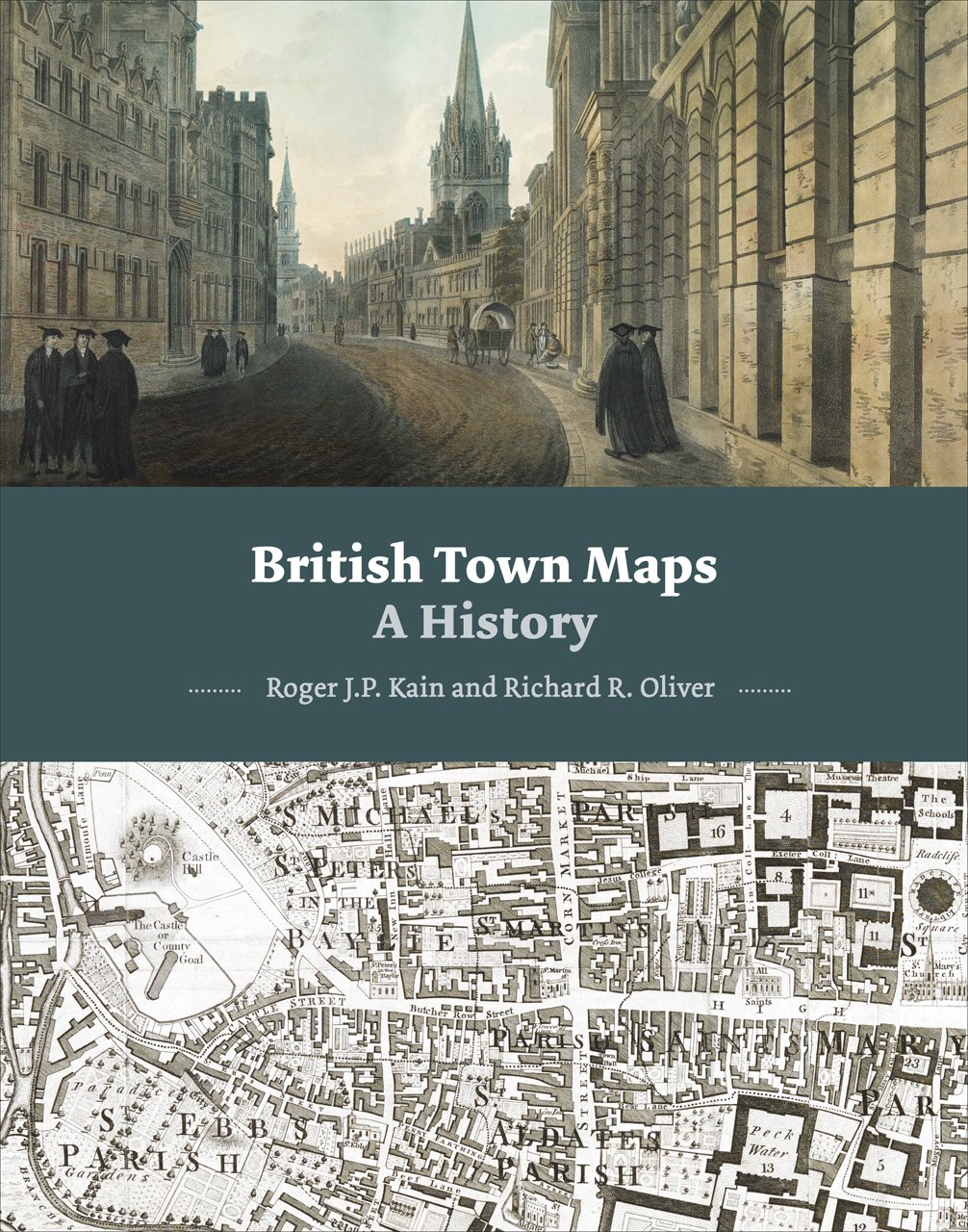 Catalogue Of British Town Maps - Brits label us map 2015